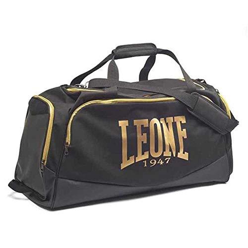 LEORC|#LEONE 1947 Borsone Pro Bag Borsone Pro Bag, Unisex – Adulto, nero, U