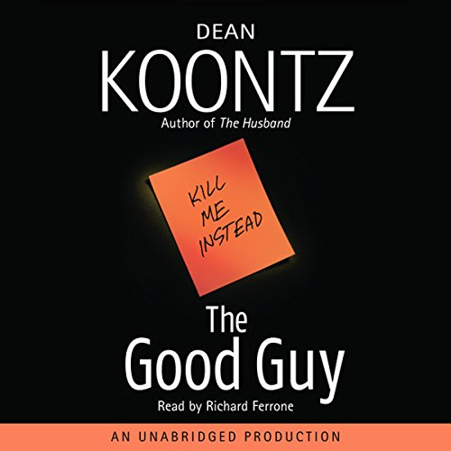 The Good Guy audiobook cover art