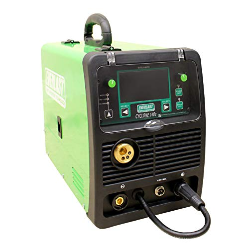 2019 Everlast mig140 MIG welder 110/120 volts FLUX 140AMP