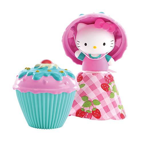 Grandi Giochi GG00313, Cupcake SurpriseHello Kitty, Colori e Modelli Assortiti, Multicolore