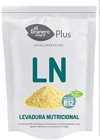 EL GRANERO Sale price Nutritional Yeast + Bio Import B12 150G