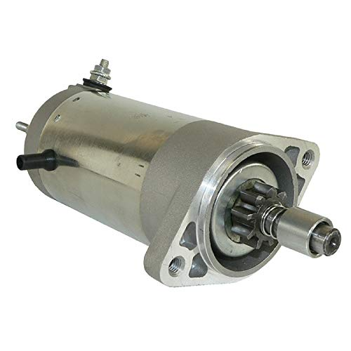 Price comparison product image DB Electrical SND0585 Starter Compatible With / Replacement For Ski Doo Snowmobile Skandic Wide Track 500 1995-2000,  250 Citation 1985-1991,  Tundra 1986-1992 / 410-207-500,  995430 128000-1670
