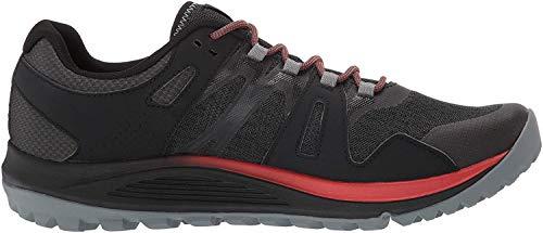 Merrell Men's NOVA Gore-TEX Sneaker, Black, 10.0 M US