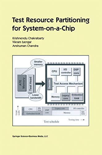 Test Resource Partitioning for System-on-a-Chip (Frontiers in Electronic Testing Book...