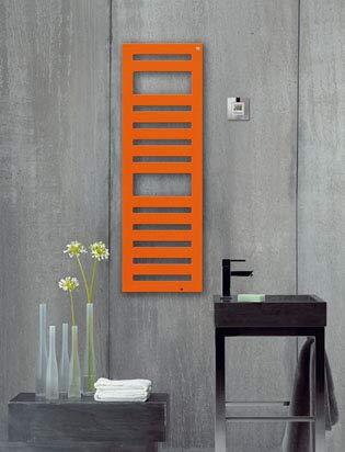 Zehnder Metropolitan Design radiator elektrisch METE-080-040 / GD, Badkamerradiatoren: Wit RAL 9016 - ZM2Z1140B100020