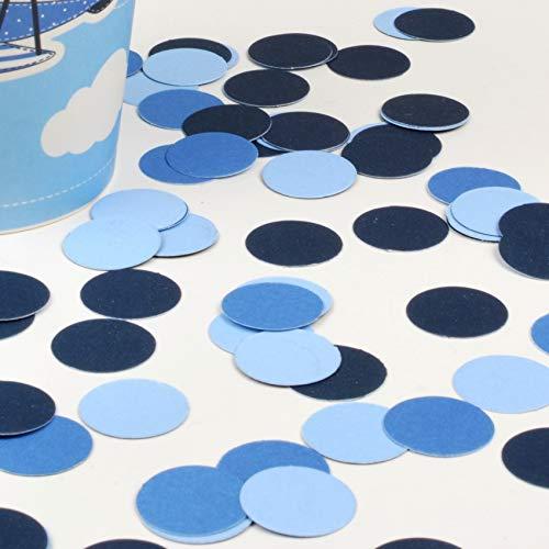 Simplydeko Table-Confetti Mix | Konfetti aus Papier (Party, Hochzeit, Deko, Hochzeitsdeko, Konfeti...
