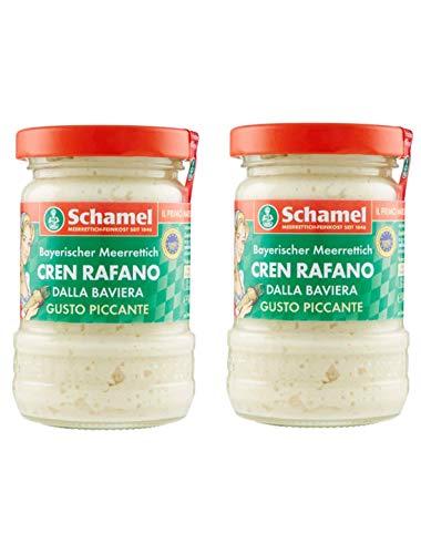 Schamel Cren Rafano della Baviera 2x145g (Tot. 290g)
