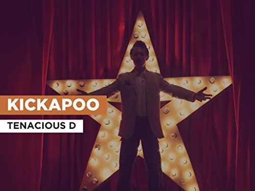 Kickapoo im Stil von Tenacious D