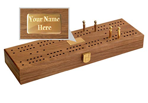 ivory cribbage board - 7