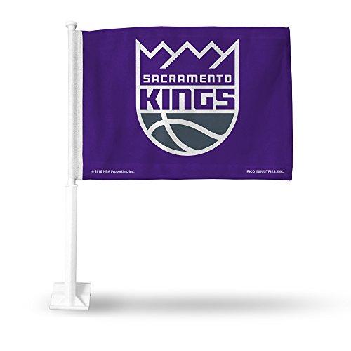NBA Sacramento Kings Bandera para coche