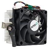 AMD Socket AM2 Aluminum Heat Sink & 2.75' Fan w/4-Pin Connector up to Athlon X2 5000+