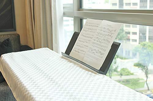 Clairevoire C660 Digital Piano Cover für Yamaha P515 | Pearl White