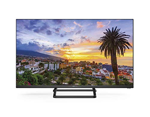 Televisores Smart TV 32 Pulgadas Led HD. [WiFi, 3X HDMI, HbbTV 2.0.1, TDT-HD] TD Systems K32DLX9HS