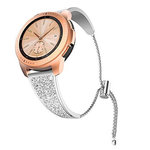 Syxinn Compatible con Correa Samsung Galaxy Watch 42mm/Galaxy...