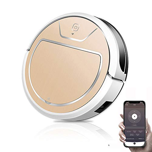 For Sale! SCKL Robot Vacuum Cleaner 2In1 for Pet Hair Home with Dry and Wet Mopping Auto Charge WiFi...