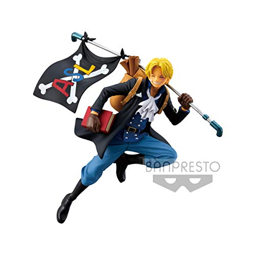 Banpresto - Figurine One Piece - Sabo Figure Fans...