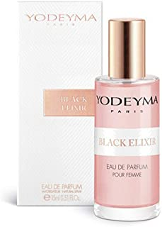 Yodeyma Black Elixir Eau de Parfum Perfume Mujer 15 ml
