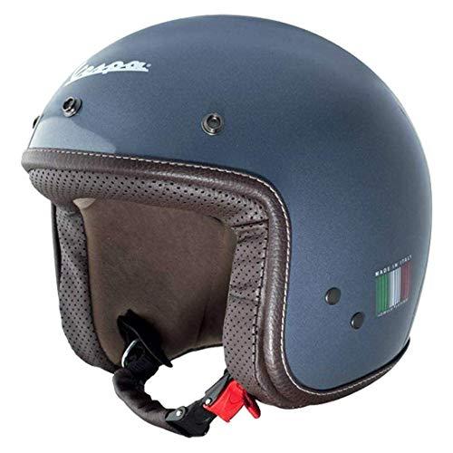 NGA PIAGGIO 605470M03G Helm Vespa P-XENTIAL grau Dolomiti Größe M