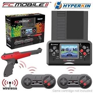 NES Portable System Black and Wireless Light Gun