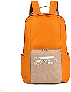 Portable large-capacity folding yang ion shoulder bag outdoor travel bag can be set lever travel backpack climbing bag