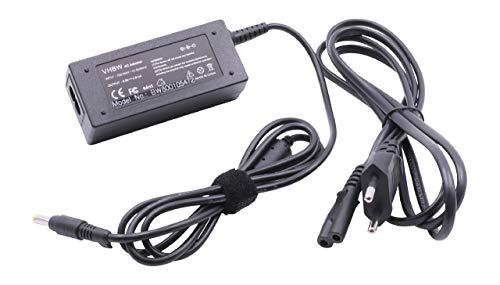 vhbw Alimentatore Caricabatterie Compatibile con ASUS EEE PC 4G, 5G, 700, 701, 701SD, 701SDX, 8G, 900, 901 Notebook, Laptop