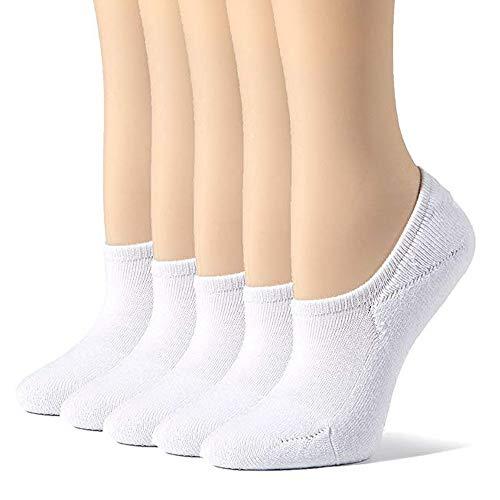 Alikeey Herensokken, katoen, ademend, korte sokken voor loafers, boots schoenen, ballerina, sneakers, 93 paar