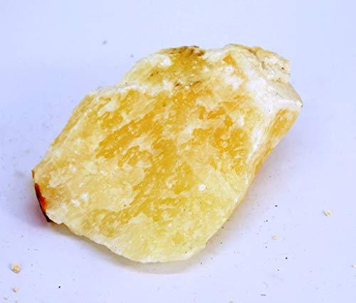 Honing Calciet - Mineraal/Semi Edelsteen - Kunst van de natuur - Recht uit de mijnen. (Zie artikelbeschrijving voor gewicht en metingen).