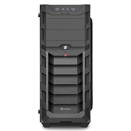 Sharkoon Skiller SGC1 PC-Gehäuse RGB