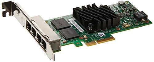 Intel I350T4V2 adaptador y tarjeta de red - Accesorio de red (Alámbrico,...