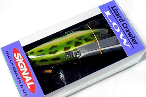 シグナル リザードクローラー LOWモデル SIGNAL LIZARD CRAWLER 04 グリーンフロッグ 約2oz