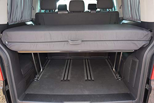 STee FRee Multiflex board + Mattress topper Ultimate kit Competable with VW T5/T6 Caravelle/Multivan