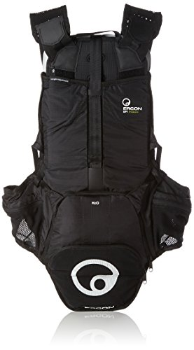 Ergon BP1 Protect Rucksack, Black, 60 x 40 x 30 cm