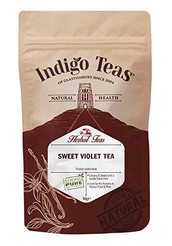 Indigo Herbs Veilchentee 50g (Sweet Violet)