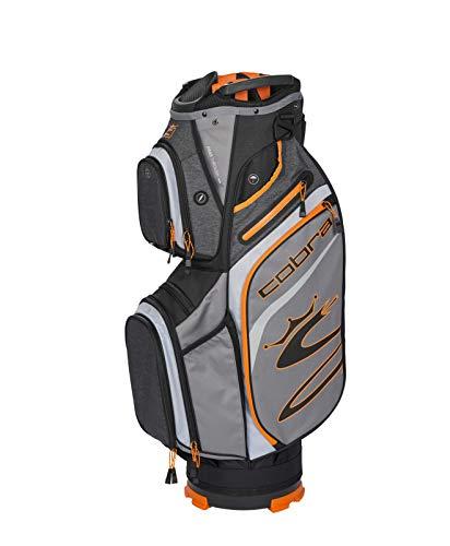 Cobra Golf 2020 Ultralight Cart Bag (Quiet Shade-Vibrant...