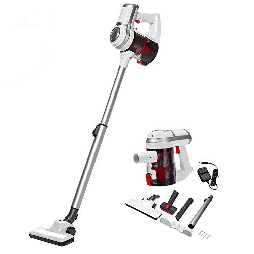 Buy Household Vacuum Cleaner, Strong Suction Low Noise Car Vacuum Cleaner, Vertical Clean Wireless H...