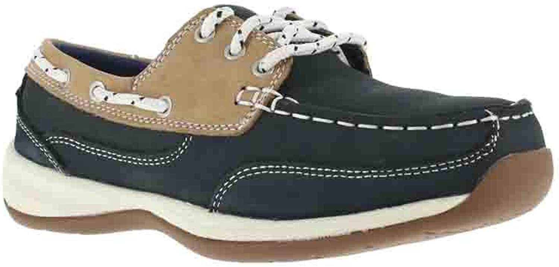 Rockport Work Women's Sailing Club RK670 Work shoes