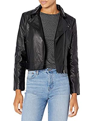 cupcakes and cashmere Women's Melody Jacket, Black, XS