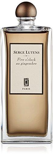 Serge Lutens Five o'clock au gingembre unisex, Eau de Parfum Vaporisateur, 1er Pack (1 x 50 ml)