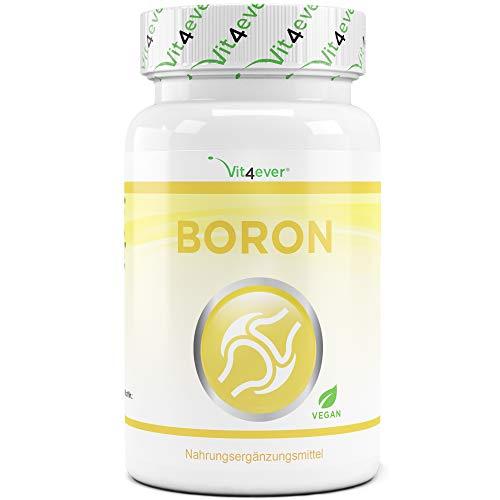 Vit4ever -  Boron - 3 mg reines