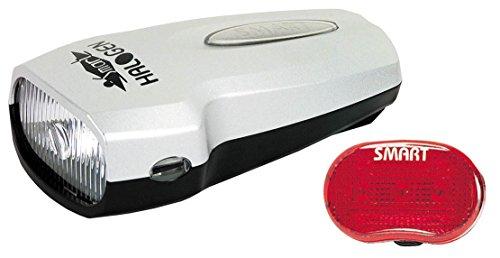 SMART Fahrrad Batteriebeleuchtung Batterielampenset, LS-037-10