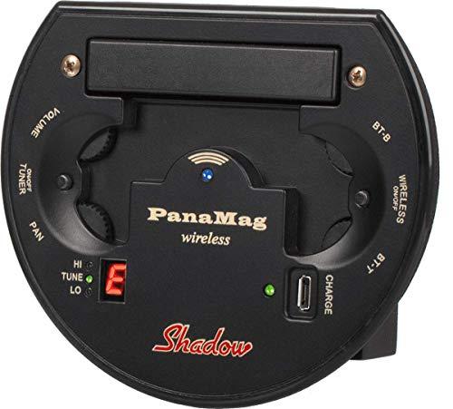 Shadow Electronics del orificio de sonido inalámbrico SHPANAMAG pastilla para guitarra acústica