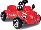 Macchina a pedali per bambini 3 anni 2 anni 1 anno macchina pedali per bambini rossa 56 x 85 x 45,50 cm