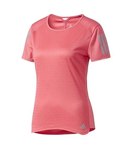 adidas Response Sleeve, T-Shirt Damen M Rosa