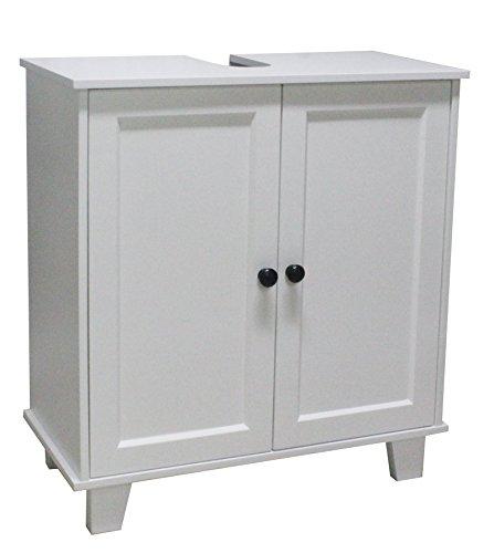 Wastafelmeubel wit onderkast wastafel badkamer meubel kast