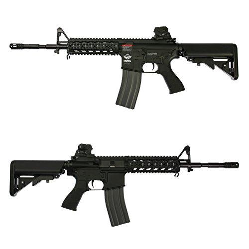 OpTacs Softair - G&G Armament M4 CM16 Raider-L - ab 14, unter 0,5 Joule