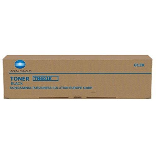 Konica Minolta 7165 (TN-601 K / 01ZK) - original - Toner schwarz - 43.000 Seiten
