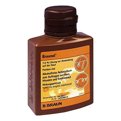 BRAUNOL Schleimhautantisepti 100 ml