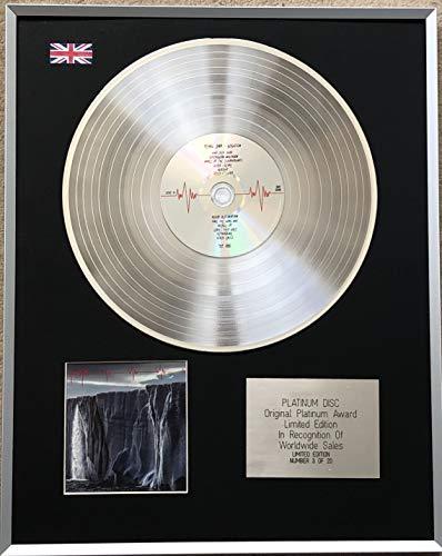 Century Presentations – Pearl JAM – Limitierte Auflage CD Platinum LP Disc – GIGATON