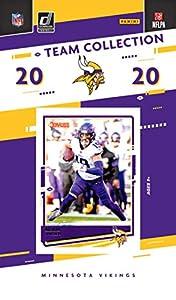 2020 Panini Score Football Minnesota Vikings Team Set 13 Cards W/Drafted Rookies