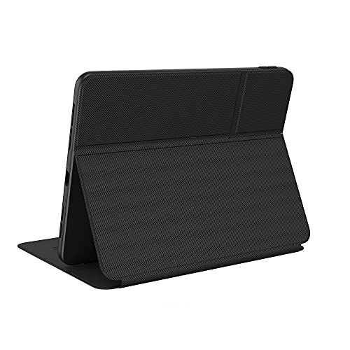 Speck Products Presidio PRO Folio Case iPad 2021/iPad Air (2020)/iPad Pro (2018-2020) 11-Inch Case, Black/Black
